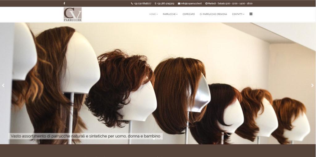 cv parrucche