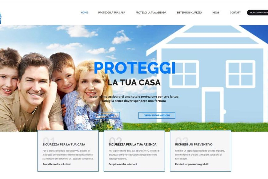 pmgsicurezza Projects