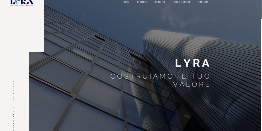 homepage-sito-internet-lyra
