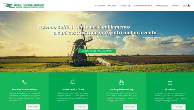 società Telefonica Lombarda